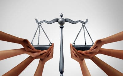 What role does law play in mediation?