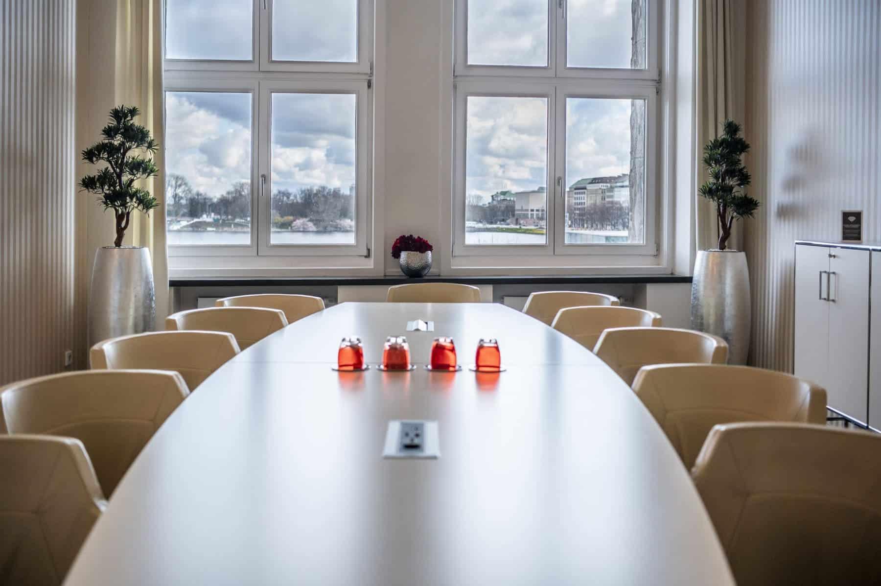 Neue Räumlichkeiten in Hamburg