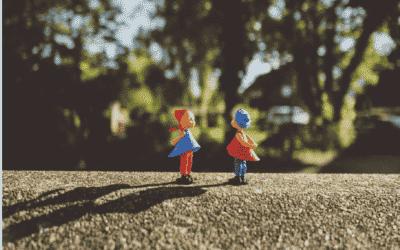 Konflikte bringen uns weiter und lassen uns innerlich wachsen und reifen